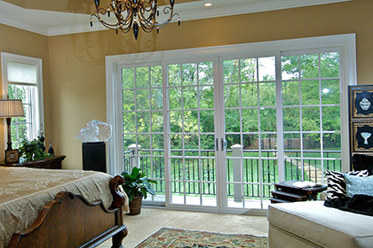 Primed | Sliding Patio Door & Pinnacle | Wood Clad and Primed Windows \u0026 Doors | Windsor Windows ...