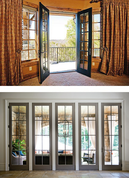 ... Doors With A Customized Transom, Radius Or Sidelites. The Design  Options Continue With Up To 50 Different Exterior Clad Colors And Finishes,  ...